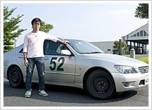 この52号車が筆者の研修車
