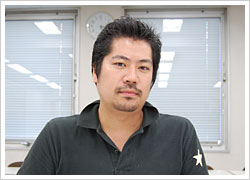 『DIME』担当者の吉尾さん
